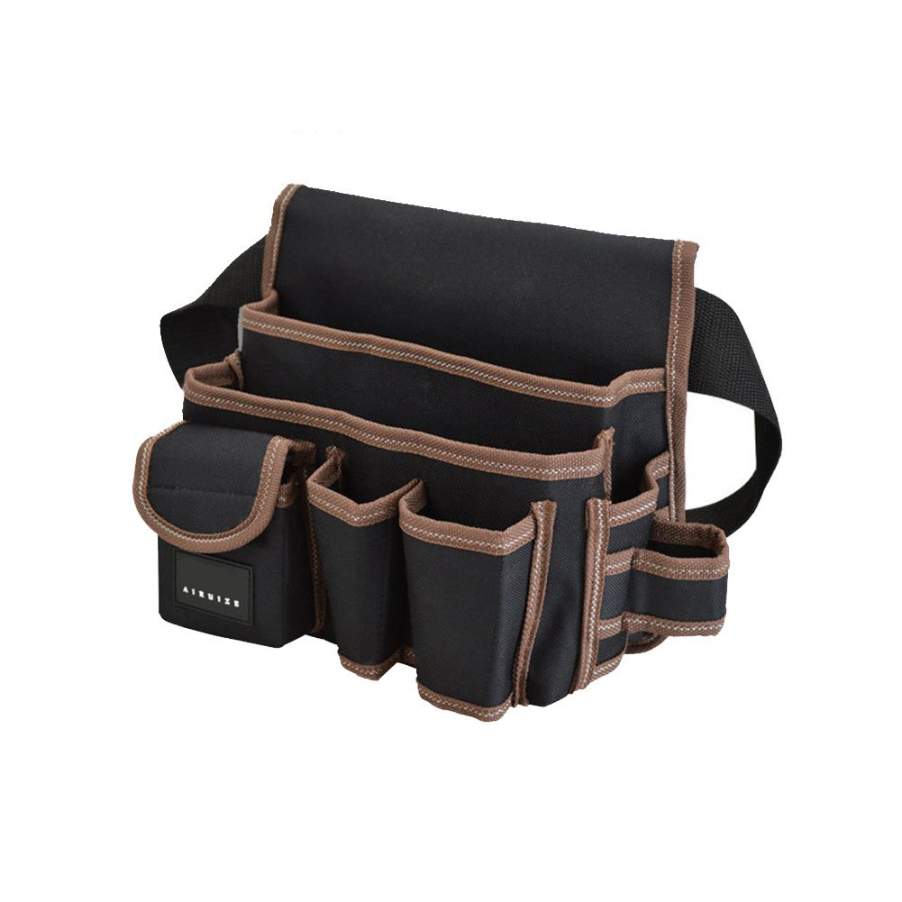 Canvas Multifunctional Tools Bag Electrician's Tool Pouch Waist Tool Belt