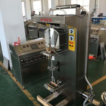 2019 new generation  product automatic sachet water filling / packaging machine