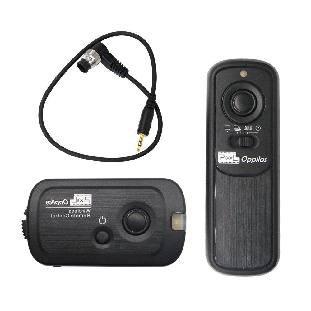 PIXEL RW-221/DC0 Wireless Shutter Remote Control Release for Nikon Nikon D800, D810, D700, D500, D300, D200, D1, D2, D3, D4, D5