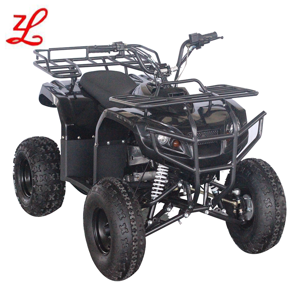 Cheap two seat buggy 4 stroke engine quad bike atv