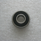High presision deep groove ball bearing 6201-2RS with plastic shield