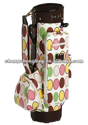 Fashion lady golf bag