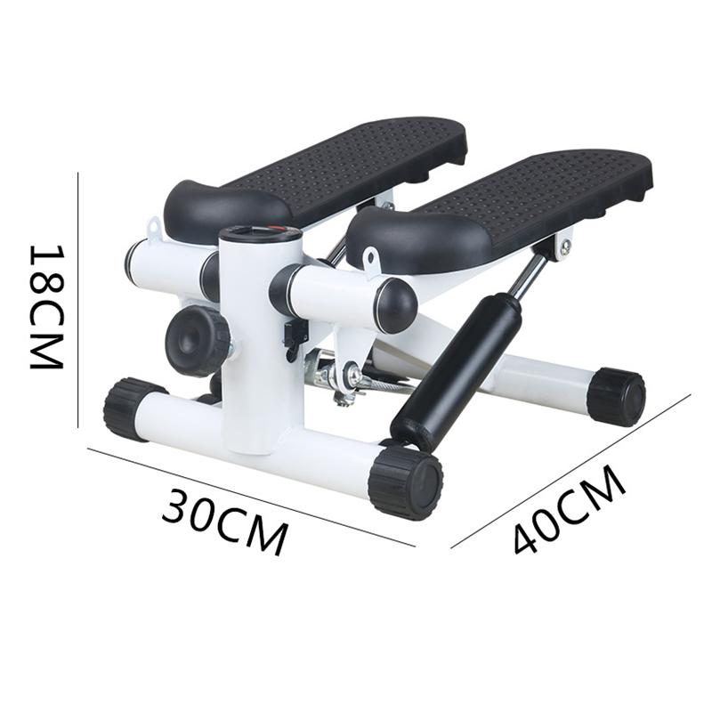 Cardio twist  home fitness equipment mini exercise stepper