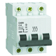 High Quality Mini Circuit Breaker 1Pole, 2Pole, 3Pole, 4Pole (MCB)