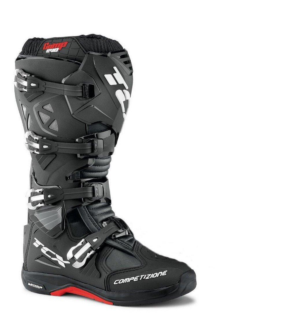 TCX Fuel Waterproof Mens Street Motorcycle Boots Black//US 11 Size 45