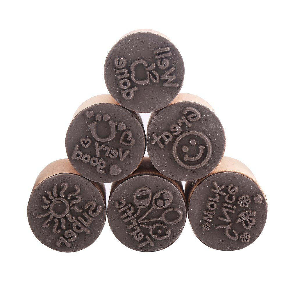 Ink Stamping Crafts Crafts Pinwheel Toy Wind Rubber Stamp Shape great for Scrapbooking Card Making Item 603316