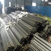 line pipe ESD Black Coated Lean Pipe/Tube/seamless steel pipes