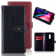 Magnetic PU Leather Flip Wallet Customized Mobile Cell Phone Accessory Protective Back Case for Alcatel A7 5090Y
