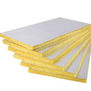 black thin fiber cloth faced fiberglass insulation/hot sale best price high  temperature thermal heat insulation glass wool