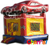 inflatable racing car luxury cool jumping bouncer for sale