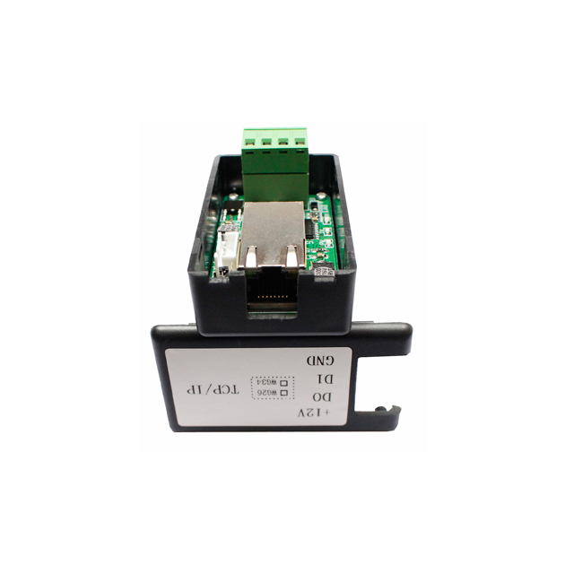 Wiegand To Tcp Converter Support Wg26/34 To Httpd Udp Tcp/ip Ethernet  Communication - Buy Wiegand To Tcp/ip Converter For Access Control