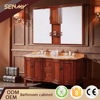 Portable Cheap Commercial Double Sink Bathroom Vanity
