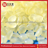 Cold Polymerization Light Yellow Granular Excellent Aging Resistant Resin Painting