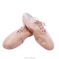(5360) Dance Shoes Wholesale, split sole leather ballet shoes