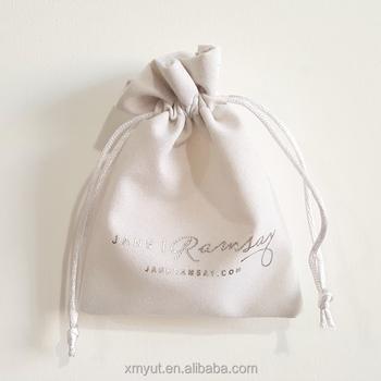 Custom Velvet Jewelry Bag Pouch