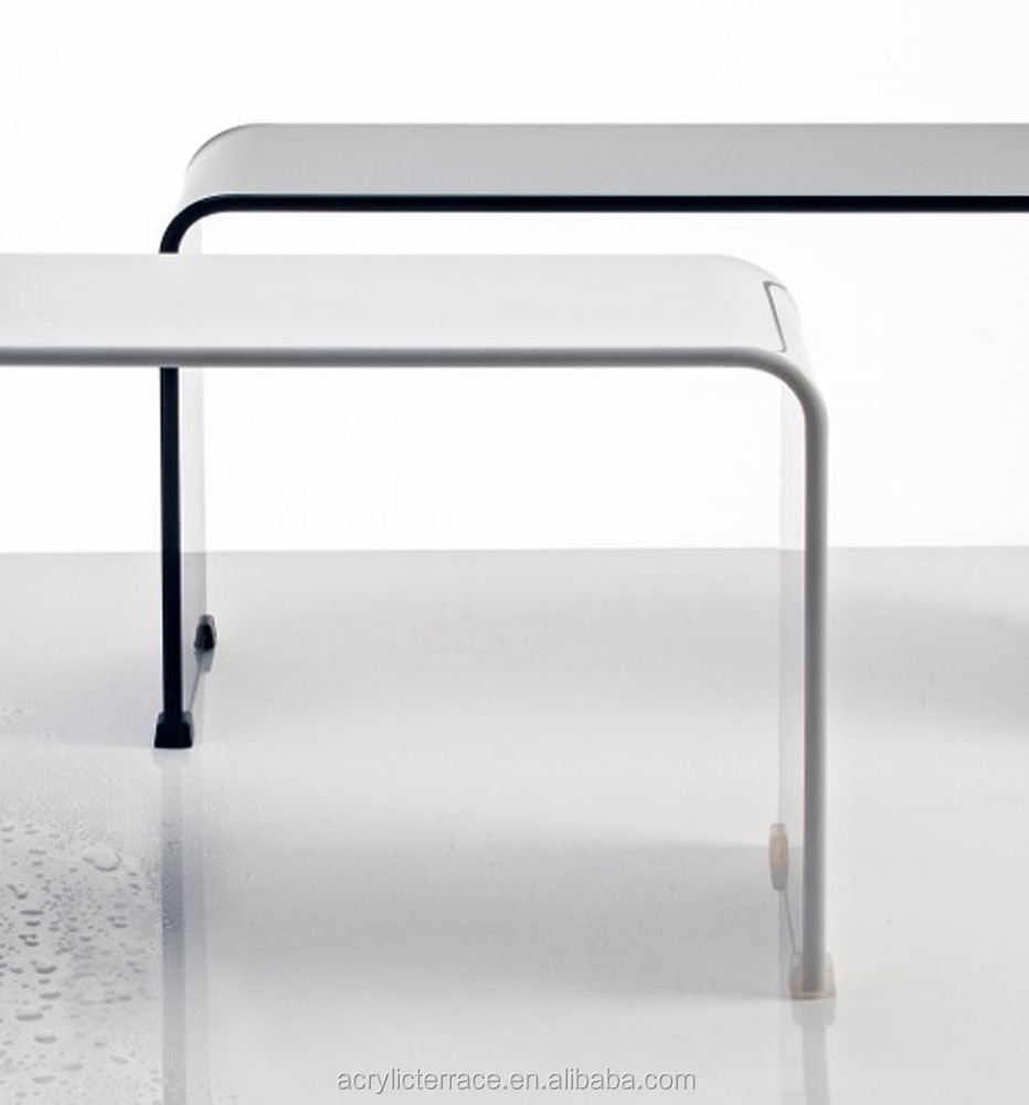 Beautiful Substantial And Elegant Acrylic Shower Bench