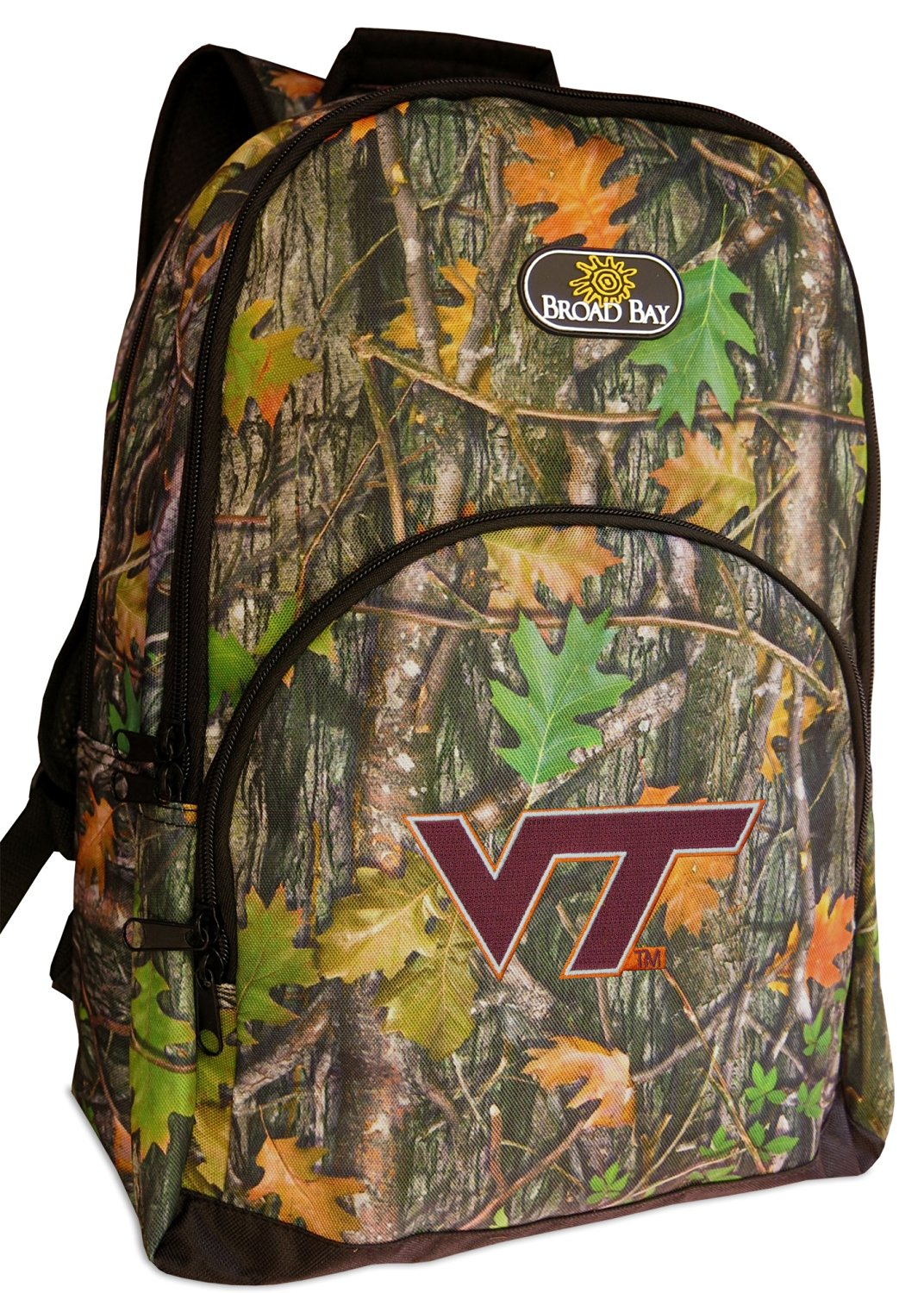 Virginia Tech Camo Backpacks Official Virginia Tech Hokies Bags