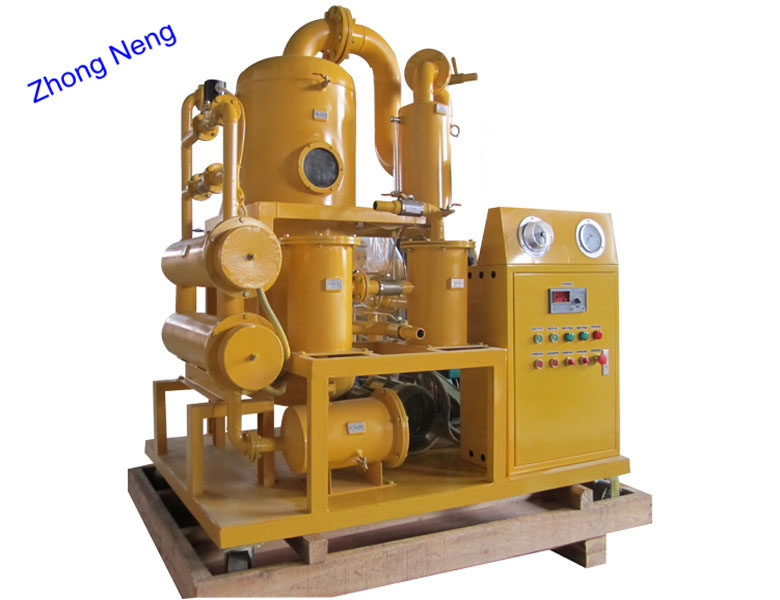Newest 2017 Double Stage Vacuum Aged Transformer Oil Purification Plant,Transformer Oil Renew Plant, Vacuum Oil Recovery Plant