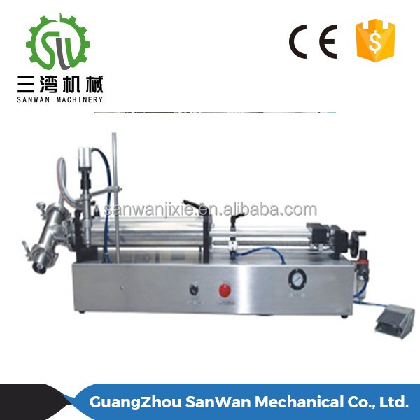 Semi Auto Beer Filling Machine Bottling Equipment