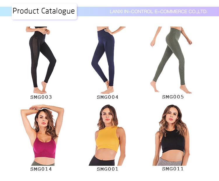 (Neues Produkt) Großhandel Fitness Kompression Weiß Sport Laufen Yoga Shorts für Frauen