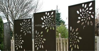 tuin wanddecoratie