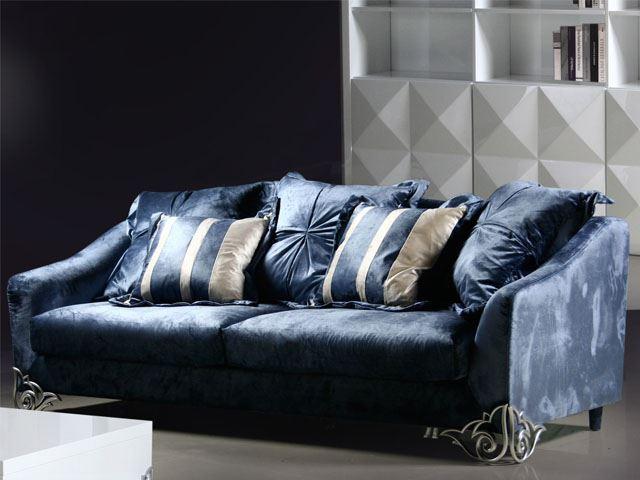 New Classic 1+2 Seats Sofa Set L Shape Home Bar Furniture Sofa