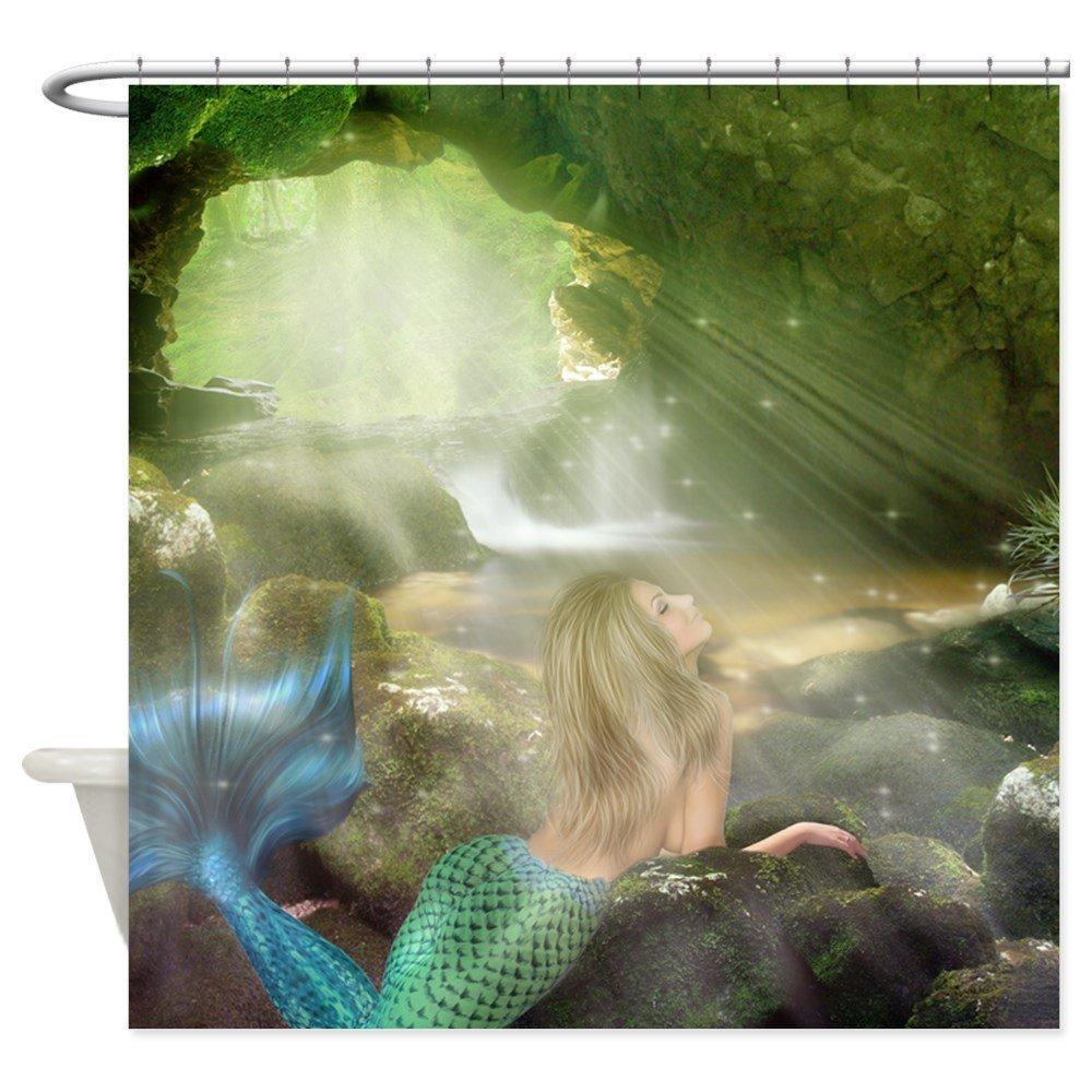 Bridge Monet Shower Curtain by ZenandChic - CafePress