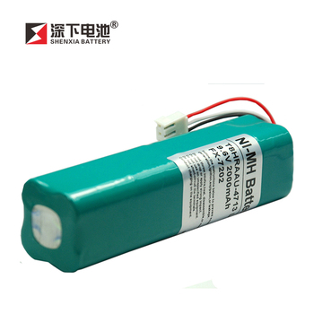 Chinese supplier Fukuda FX-2201 FX-7202 FX7201 9.6V rechargeable Ni-MH battery pack
