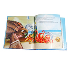 Printing English Learning Story Hardcover Kid Book