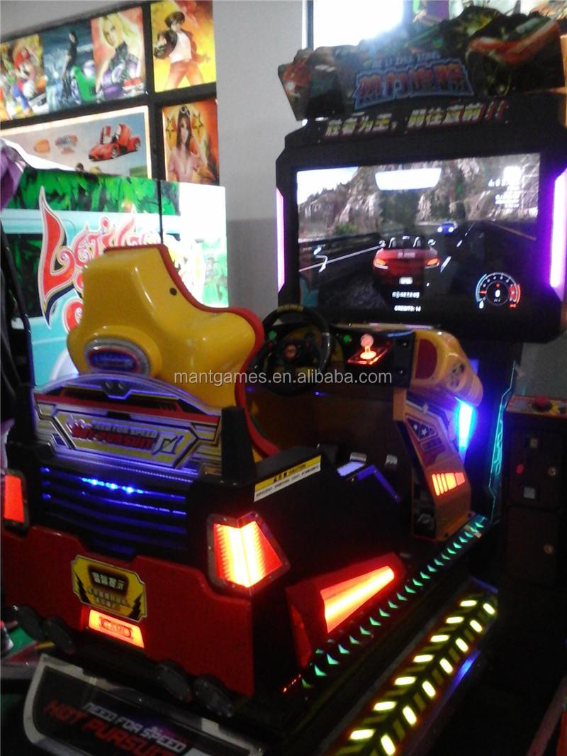 Canton Fair Promotion! Simulator Video Car Racing Game Machine ...