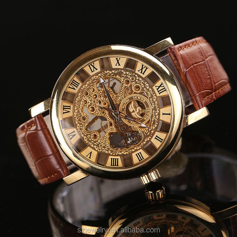 marca de reloj sewor de buena calidad de watch relojes hombre