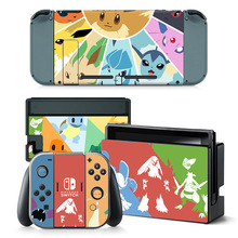 colorful PET screen protective film for Nintendo switch