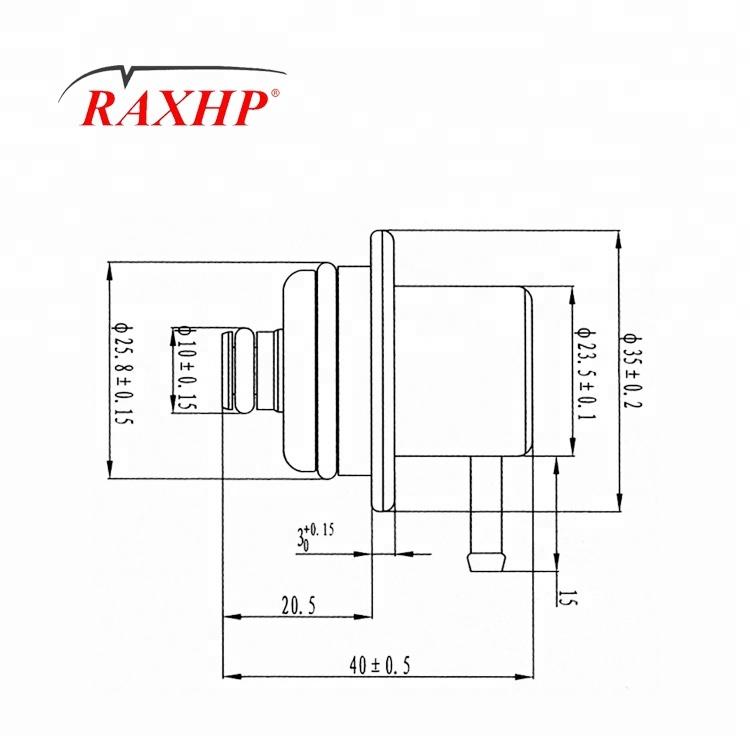 fuel pressure valve control