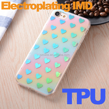 Mix Wholesale Colorful Design IMD Design Cell Phone Case for Iphone 7