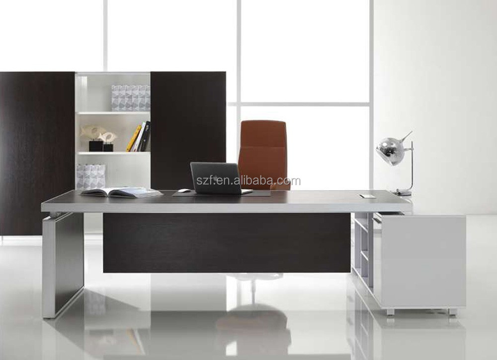 office desk table. Cheap Price Models Of Office Desk Executive Wooden Boss Table Design (SZ-OD304)