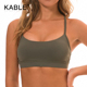 Wholesale Women Sexy Design Private Label Sexy Sports Bra Fitness Sports Top