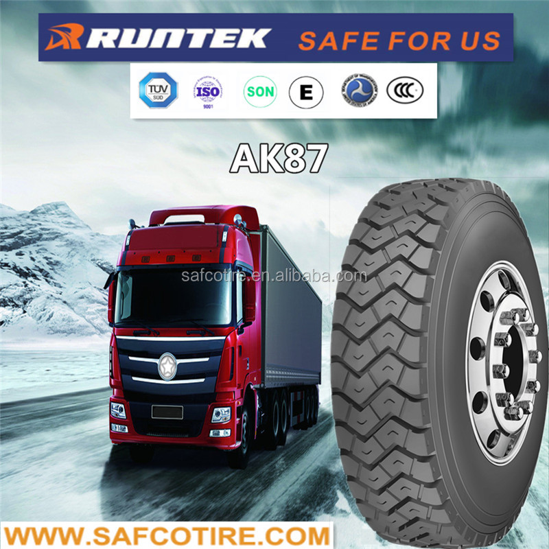 Tire manufacturer used light truck tire aeolus tire 22.5 truck