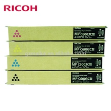Ricoh MP C6003 MPC6003 <span class=keywords><strong>Toner</strong></span> <span class=keywords><strong>Cartridge</strong></span> voor Copier Printer Machine MP C4530 MP C5503 MPC4530 MPC5503