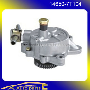 Car Auto Electric Brake Vacuum Pump For Nissan 14650 7t104