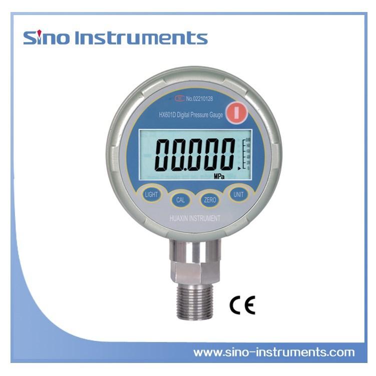 Hx601 Digital Air Pressure Gauge,Battery Supply Pressure Gauge,Panel Mount  Vacuum Manometer - Buy Digital Vacuum And Pressure Gauge,Air Pressure Gauge