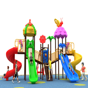 Good Quality Commercial Used Kids Outdoor Playground Equipment For Sale