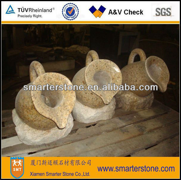 Natural Stone Teapot Water Fountain