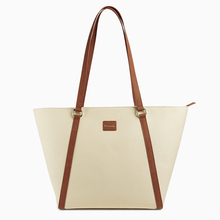 pu canvas handbag trendy ladies tote bag high quality 2016