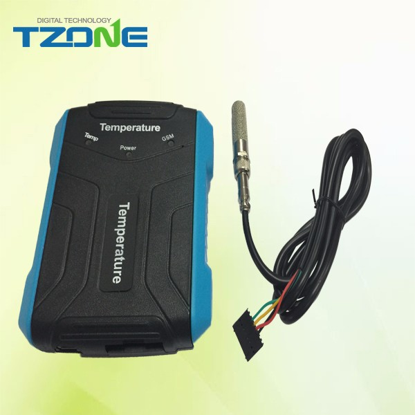 Tzone great brand new hot sale TT-11 remotely real-time temperature gsm sms alert