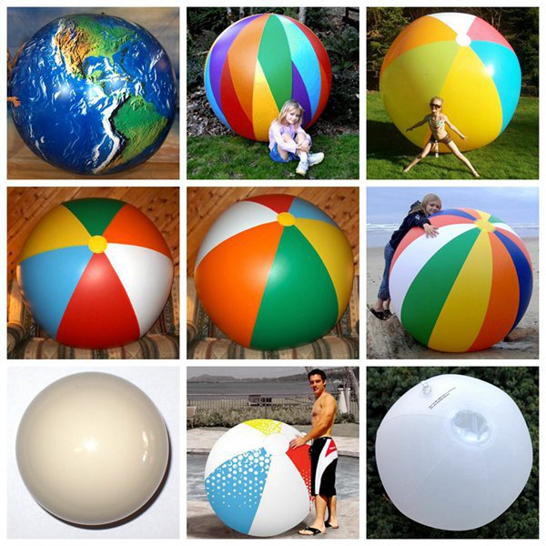 Inflatable Earth Globe Ball
