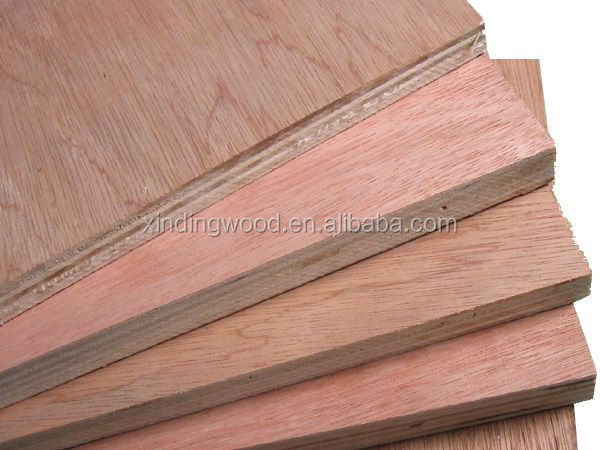 cheap and low price thin plywood sheet