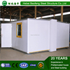 Modern design china made steel frame folding cheap container house