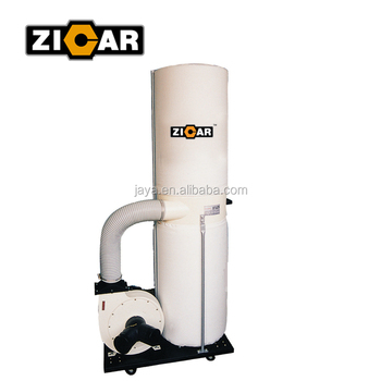 Wood Dust Extractors Fm300 With 2hp Motor 1 Micron Collection Bag Collector