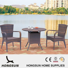 Hot sale modern outdoor rattan garden furniture