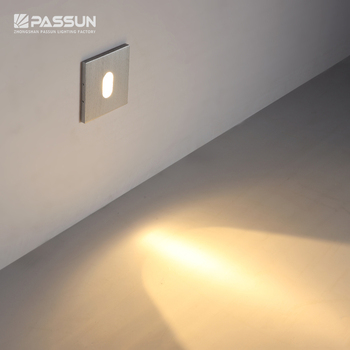 Led Indoor Recessed Step Light For